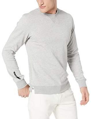 Scotch & Soda Men's Logo Detail Sweatshirt