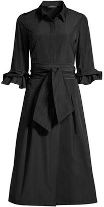 Lafayette 148 New York Hughes Fit & Flare Dress