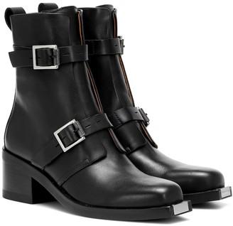 Rag & Bone Fallon leather ankle boots