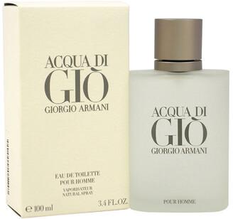 Giorgio Armani Men's 3.4Oz Acqua Di Gio Eau De Toilette Spray