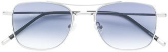 Epos Tinted Squared Sunglasses