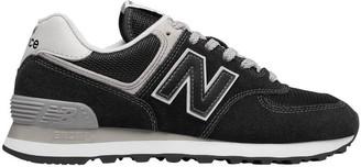 New Balance WL574 EB Black Sneaker