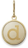 Alex and Ani Initial D Necklace Charm