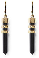 Vince Camuto Long Bullet Drop Earrings