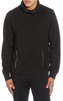 Karl Lagerfeld Paris Angle Knit Pullover Sweater