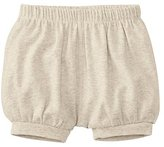 Baby Bloomer Shorts In Organic Cotton