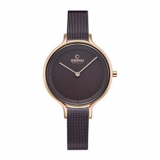 Obaku Dress Watch (Model: V228LXVNMN)