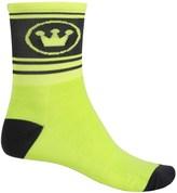 Canari Race Socks - Quarter Crew (For Men)