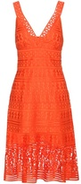 Diane von Furstenberg Tiana lace dress