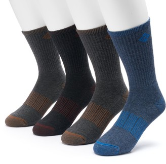 Columbia Men's 4-pack Heathered Performance Crew Socks