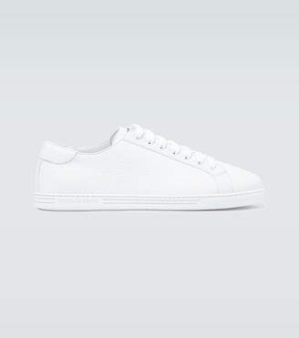 Dolce & Gabbana Saint Tropez leather sneakers