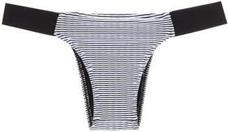 Track & Field Elástico 3D bikini bottoms