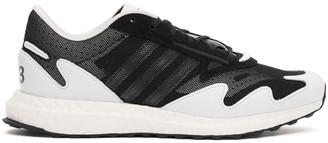 Y-3 Black Rhisu Sneakers