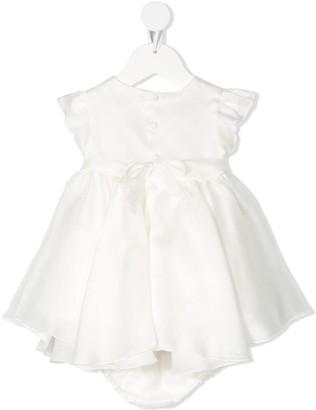 La Stupenderia Ruffled Tulle Dress