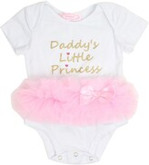 Popatu Daddy's Little Princess Tutu Bodysuit