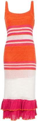 SUBOO Carmen knit dress