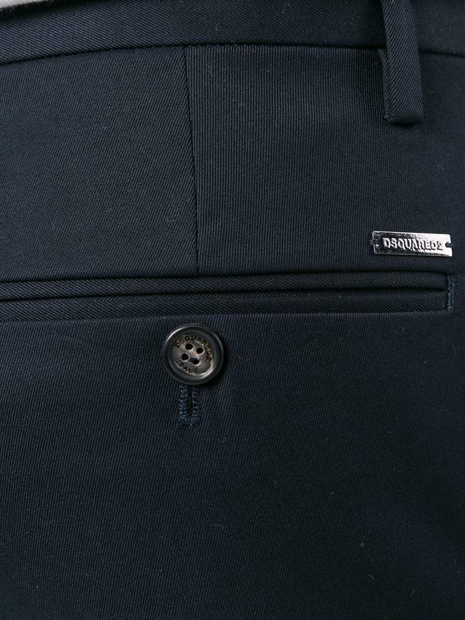 DSQUARED2 regular fit trousers