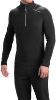 Peak Performance Light Micro Shirt - Zip Neck (For Men)