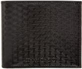 Jimmy Choo Black Diamond Mark Wallet