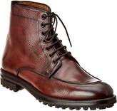 Antonio Maurizi Apron Leather Boot