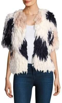 Tart Faux Fur Maverick Jacket