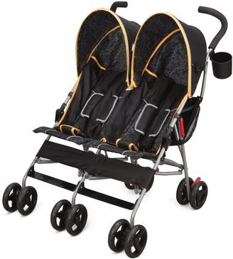 Delta Children DX Side by Side Double Stroller