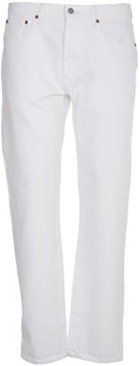 Levi's Levis White 502 Jeans
