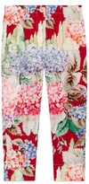 Gucci Girl's Floral Pants