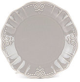 Southern Living Savannah Scrolled Ceramic Salad Plate