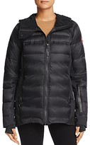 Canada Goose Hybridge Hooded Down Coat