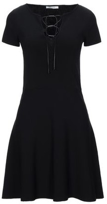 Kangra Cashmere Short dress