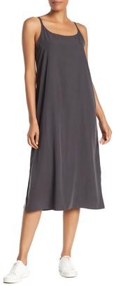 Eileen Fisher Cami Midi Dress