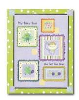 C.R. Gibson 'Polka-dot Piggy' Baby Memory Record Book by C.R. Gibson