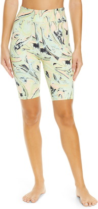 Free People Lose Your Marbles Bike Shorts