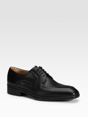 Bally Leather Derby Shoes