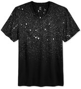 INC International Concepts Men's Speckled T-Shirt, Only at Macy's