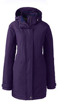 Classic Women's Plus Size Squall Insulated Parka-Neptune Blue