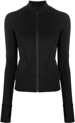 Karl Lagerfeld Paris Technical Power Mesh Jacket