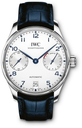 IWC SCHAFFHAUSEN Stainless Steel Portugieser Automatic Watch 42.33mm