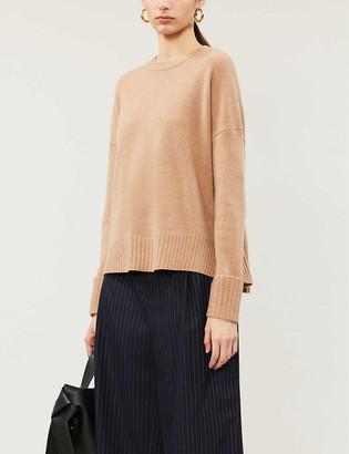 Whistles Freida round-neck merino wool jumper
