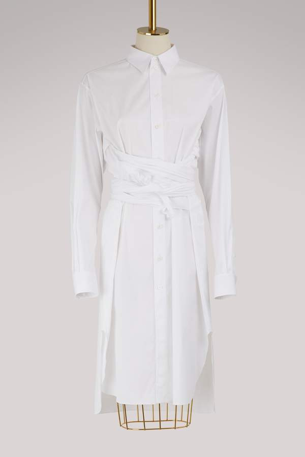 Givenchy Cotton shirt-dress