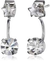 A.V. Max Star Crystal Front Back Earring Jackets