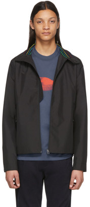 Paul Smith Black Harrington Jacket
