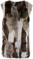 Morgan Faux Fur Jacket