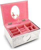"""Lenox Childhood Memories"""" Musical Ballerina Jewelry Box"""