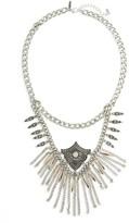 Topshop Women's Fringe Collar Necklace
