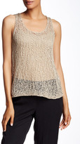 Eileen Fisher Scoop Neck Sweater Tank