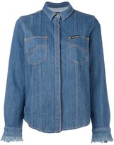 House of Holland 'HoH x Lee Collaboration' denim shirt