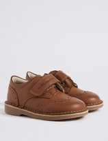 Marks and Spencer Kids Brogue Shoes (4 Small - 11 Small)