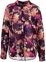InWear MARIPOSA Shirt autumn flowers winetasting